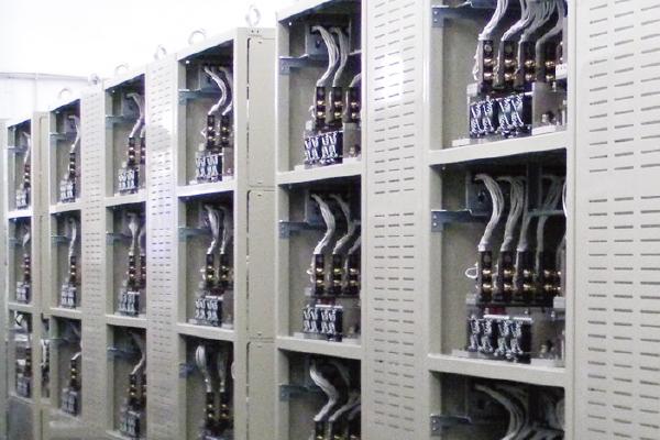 充放電検査装置